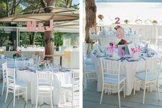 Φωτογράφιση γάμου στο Εkies all senses resort στην Χαλκιδική - Matt & Jade Wedding Decorations, Table Decorations, Jade, Mirror, Furniture, Ideas, Home Decor, Decoration Home, Room Decor