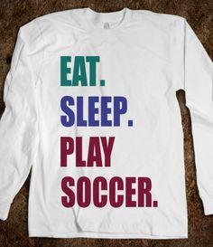 C - Play Soccer