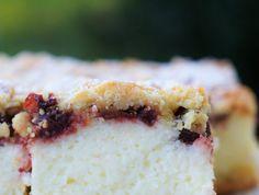 Cytrynowy puch z malinami – Najlepsze Smakołyki Vanilla Cake, Cheesecake, Food, Cheesecakes, Essen, Meals, Yemek, Cherry Cheesecake Shooters, Eten