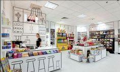 Loja de doces em Melbourne, Austrália. ;)