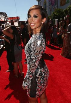 Cheryl Burke | 26 People Who Totally Rocked The 2014 ESPYS Red Carpet