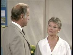 As Time Goes By (1992) Bbc Tv Shows, Real Movies, Judi Dench, As Time Goes By, Movie Stars, Famous People, Face, Tips, Women
