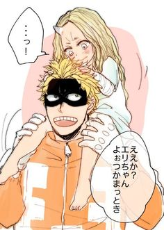 Characters: Eri, Fatgum    YES SO MUCH YES!!!!!!!!!!!!!!!!!!!!!!!!!!!!!!!!!!!!!!!!!!!!!!!!!!!!!!!!!!!!!!!!!!!!!!!!!!!!!!