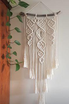 Macrame, Boho, Wall, Inspiration, Home Decor, Biblical Inspiration, Decoration Home, Room Decor, Bohemian
