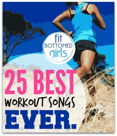 The 25 best workout songs ... of ALL TIME!