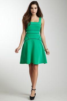 Muse Scuba Flare Dress by Summer Lovin on @HauteLook