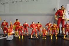 Shazam, Capitan Marvel. Billy Batson screenshots, images and pictures - Comic Vine