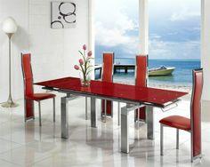 YORK EXTENDING DINING TABLE