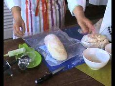 Receta sin gluten: Pan Rapido de Dulcelíaco - YouTube