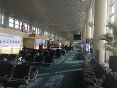 Conoce las instalaciones del moderno aeropuerto de #Guayaquil que le da la bienvenida a nuestros turistas.