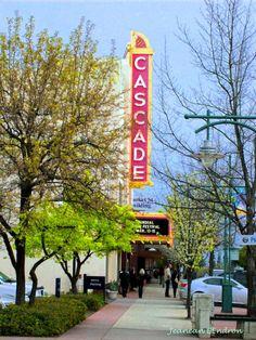 Cascade Theater - Redding, California