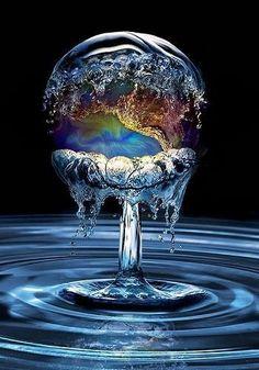 Water www.ugclondon.co.uk #ugclondon @Cindy Yuémas UGC London