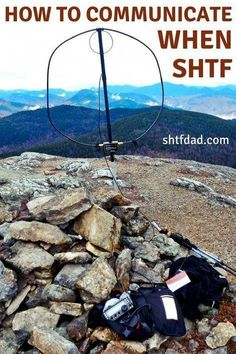 5 Methods Of SHTF Communication For Serious Preppers How To Communicate When SHTF – You will need to communicate when SHTF. When the apocalypse comes, you are going to need more than food, water, shelter and fire for long term survival. Urban Survival, Survival Food, Homestead Survival, Wilderness Survival, Outdoor Survival, Survival Knife, Survival Prepping, Survival Skills, Survival Hacks