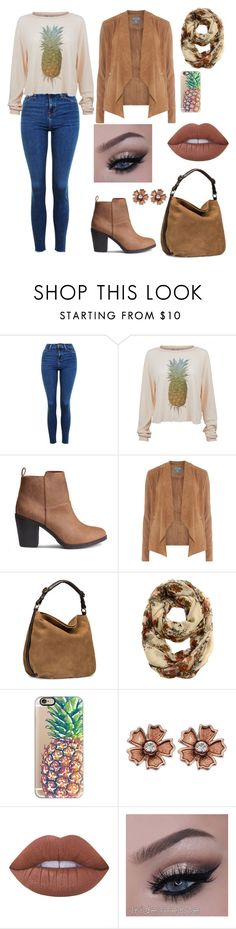 """Без названия #4"" by dasha-2002 on Polyvore featuring Topshop, Wildfox, Dorothy Perkins, UGG, Casetify и Lime Crime"
