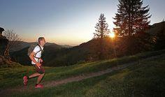 Sunset Trailrunning II  by Kristoff Meller on 500px