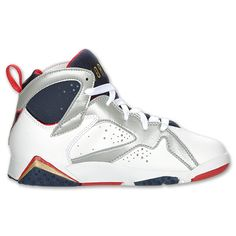 8d553a50796d Boys  Preschool Air Jordan Retro 7 Basketball Shoes Jordan Vii