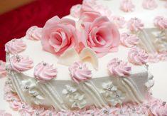 torta decorata con palline argentate 54310 | Ginger & Tomato