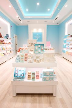 Check out our brand new store in South Coast Plaza and meet our expert candy concierge. Gift Shop Interiors, Store Interiors, Coffee Shop Interior Design, Cafe Design, Boutique Interior, Candy Store Design, Candy Boutique, Clothing Store Design, Beauty Room Decor