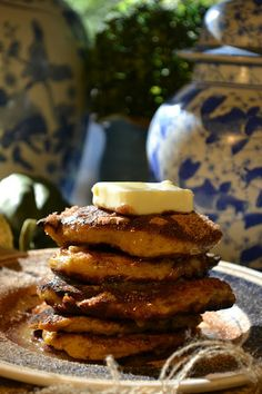 Atelier Cecilia Rosslee: CUISINE Scroll down to the pumpkin fritters. Canning Recipes, Pumpkin Recipes, Vegetable Recipes, Pumpkin Fritters, Food To Make, Breakfast Recipes, Sweet Tooth, Food And Drink, Favorite Recipes