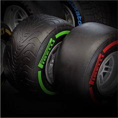 Formula 1™ tyres - PIRELLI - PIRELLI Tires - US