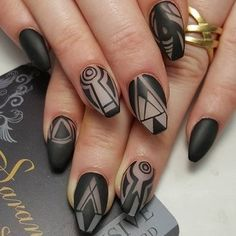 Nail art @KortenStEiN