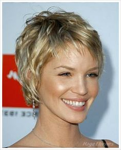 Short Textured Haircuts For Thick Hair