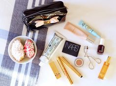 Everyday Makeup Bag - Ellalogy