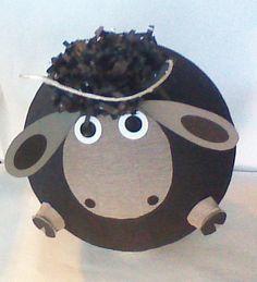 Black Sheep Pinata by PinataPals on Etsy