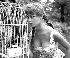 Brigitte Bardot in Louveciennes, Bridgitte Bardot, Classic Hollywood, Old Hollywood, Brigitte Bardot Young, Greta, Actrices Hollywood, Marlene Dietrich, French Actress, Vintage Beauty