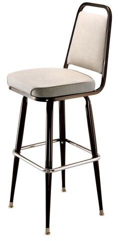 Bar Stool - 1433 | Swivel Bar Stools | Bucket Stools