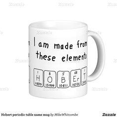 Yamina periodic table name mug periodic table urtaz Choice Image