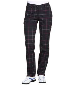 Nike Golf Pants, I love these!     http://www.zappos.com/nike-golf-windowpane-plaid-pant-black