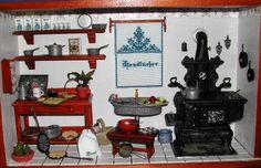 Little Kitchen - Kleine Küche