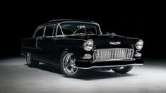 This 1955 Chevy 210 Is The Perfect Mix Of New And Old.