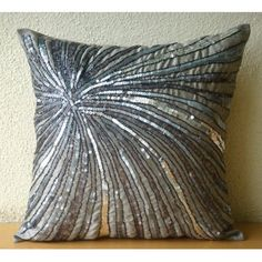 Silver Bloom - 30x30 cm Square Decorative Throw Gray Silv... https://www.amazon.co.uk/dp/B00J2CBHMC/ref=cm_sw_r_pi_dp_x_Xu0Iyb8JSSHHP