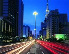 Avenida Paulista in São Paulo, SP | Brazil