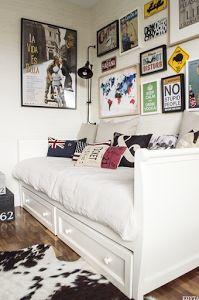 dormitorio juvenil niño