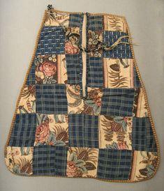Pocket, England, 1790-1800, Winterthur Museum, DE