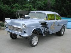 1937 Chevy Gasser | The original Daly's Machine that Dan grew up watching at the drag ...