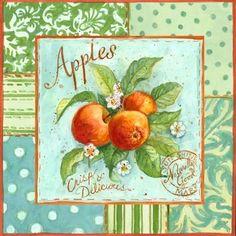 Cottage Fruit Apples (Geoff Allen)