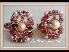 ▶ La Perla Ring - Tutorial - Easy to make ! - YouTube