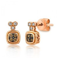 Le Vian Chocolate Diamond Earrings