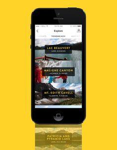 """Tourism App – """"Explore the town"""" listing by Éric Le Tutour"""