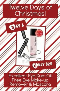 On the 6th Day of Christmas, my Mary Kay Consultant gave to me. www.marykay.com/orhile