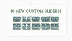 24 Best Custom Sliders images in 2018   Sims, Sims 2, Sliders