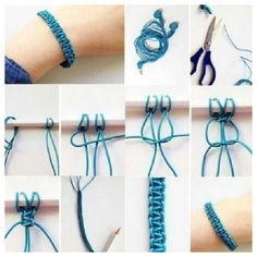 Broken Headphones? Make A Bracelet