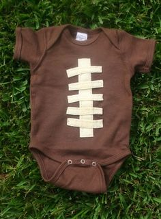 The little girl WILL be here just in time for football season...