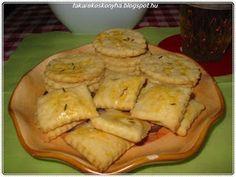 Takarékos konyha: Sós keksz