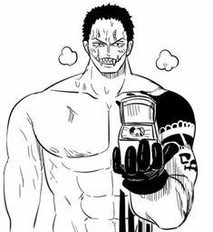 Hot Anime Guys, I Love Anime, Awesome Anime, One Piece Ship, One Piece World, One Piece Fanart, One Piece Anime, Cracker One Piece, Anime Backgrounds Wallpapers