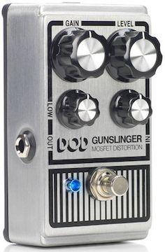 DigiTech Gunslinger MOSFET Distortion